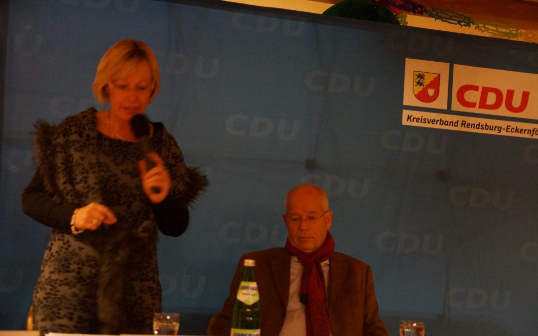 Skandalös: CDU will u.a. Abstand von Windkraft zu Seeadlerhorsten verringern
