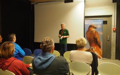 """""""Tier im Visier"""" – Erschreckende Vorführung beim int. Naturfilmfestival Green Screen in Eckernförde"""