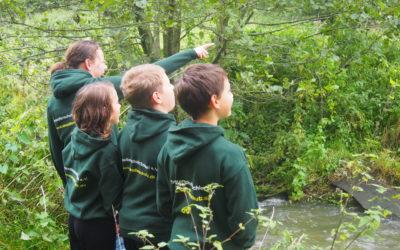 Erstes Treffen der Seeadler-Jugendgruppe am 30. Juni in Holzdorf