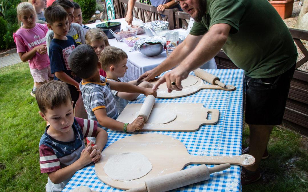 Pizza backen mit dem Seeadlerverein am Samstag, den 27. Juli in Sönderby – bitte anmelden!